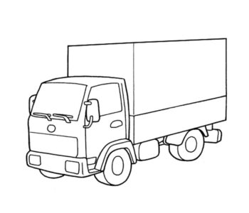 coloring-truck-135538